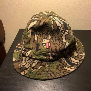Levi's x Supreme camo bucket hat